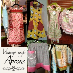 Apron collage