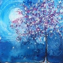 Flower-Moon